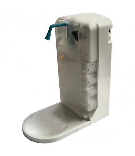 Сенсорный (автоматический) дозатор для дезинфицирующих средств и жидкого мыла Ksitex ADS-5548W