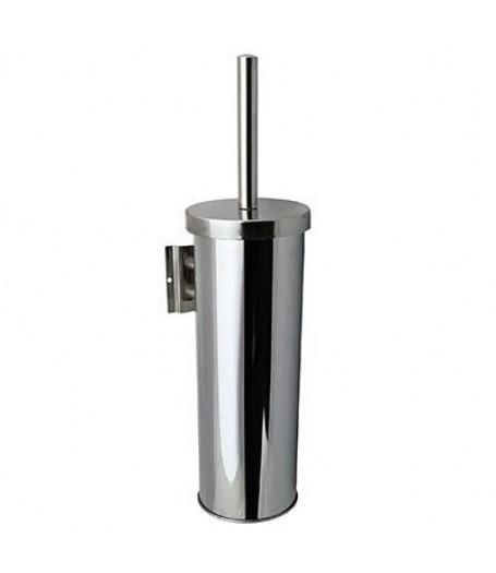 Ершик туалетный настенный G-teq металл хром